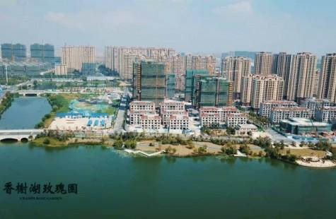 香榭湖玫瑰园