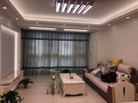 水木清华3室2厅,106平(不含赠送),精装未住